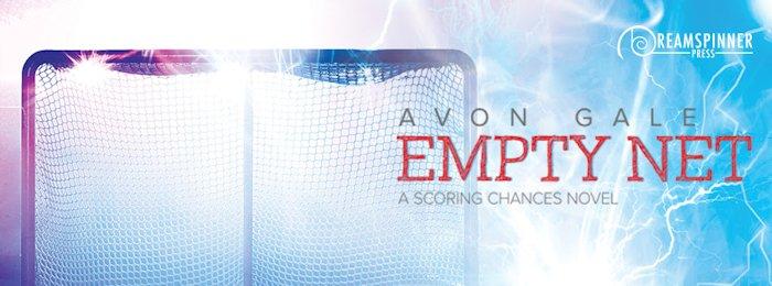 Avon Gale - Empty Net, A Scoring Chances Novel