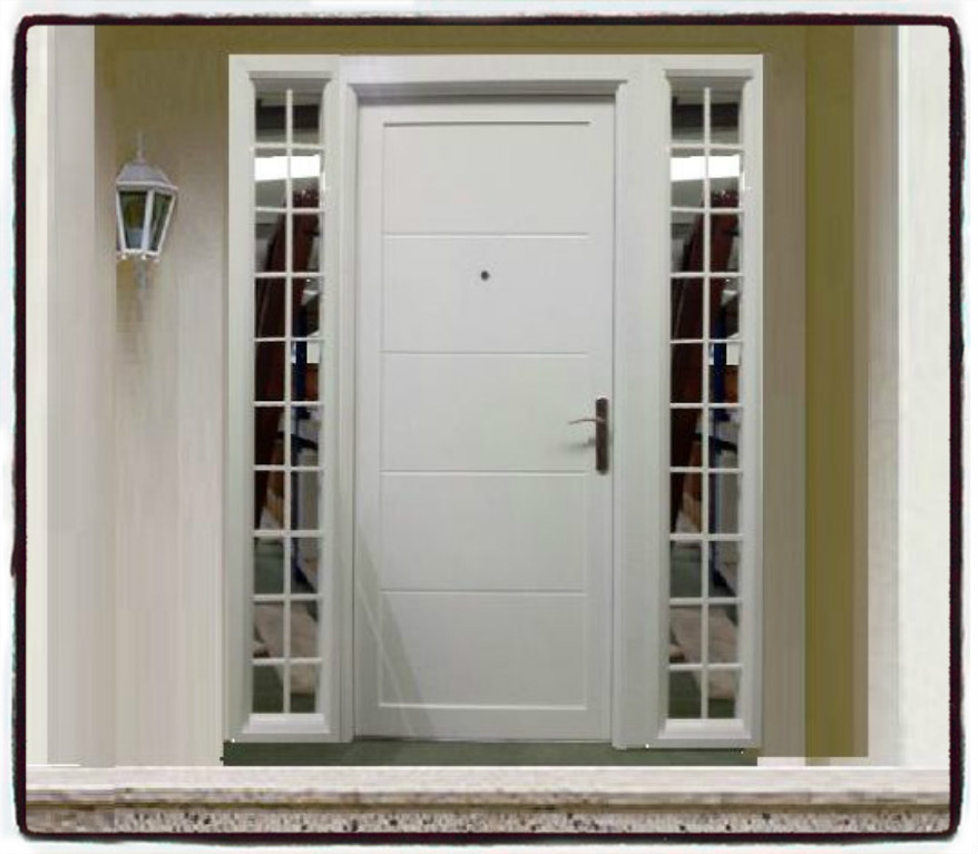 Puertas aluminio inpogal for Puertas en aluminio