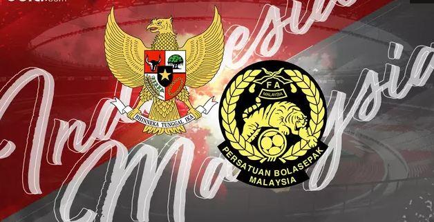 5 Laga Terakhir Timnas Indonesia vs Malaysia