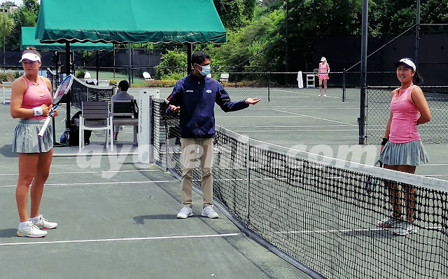 Libas Semifinalis US Open, Aldila Sutjiadi Melaju ke Babak Kedua ITF WC 100K Charleston