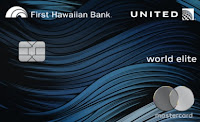 United Credit Card by First Hawaiian Bank Review