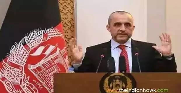 Former vice president Amrullah Saleh