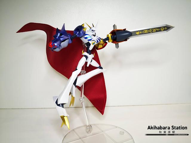 Review de la figura S.H.Figuarts Omegamon - Premium Color Edition de Digimon Adventure - Tamashii Nations