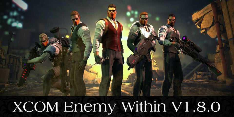 تحميل إكس كوم انمي ويتين XCOM Enemy Within افضل لعبة حرب للاندرويد