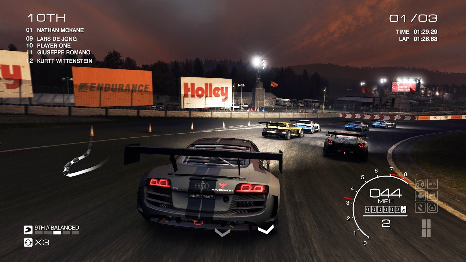 Review: GRID Autosport (Sony PlayStation 3) - Digitally