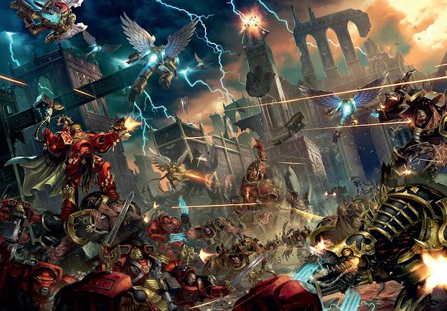 Warhammer 40000 8 edición