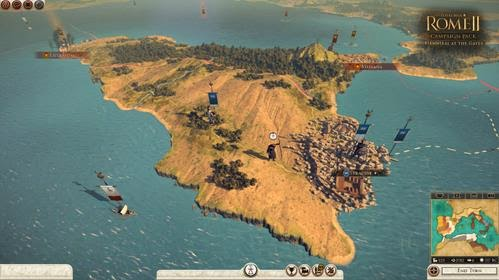 Download Games ROME II Campaign Pack