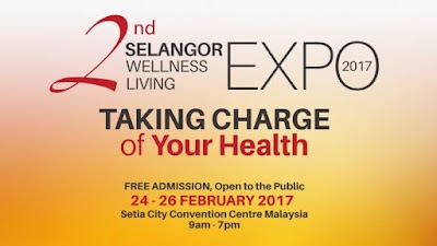 Selangor Takes Health and Wellness to the People - 2nd Selangor Living Wellness Expore