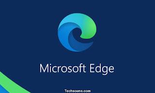 Microsoft Edge مستعرض الإنترنت القياسي