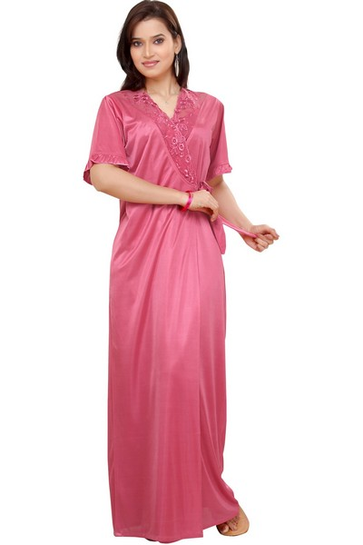 Drafting Procedures Of A Ladies Nightgown Textile Learner