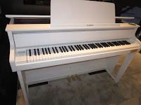 Casio GP-310 white cabinet