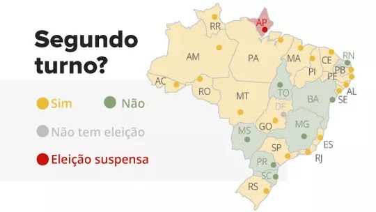 EM MANCHETES: Giro das notícias mais importantes pelo Brasil e Mundo nesta segunda-feira, 16 de Novembro 2020.