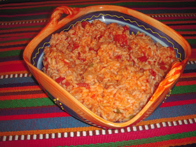 Margaret's Morsels | Spanish Rice