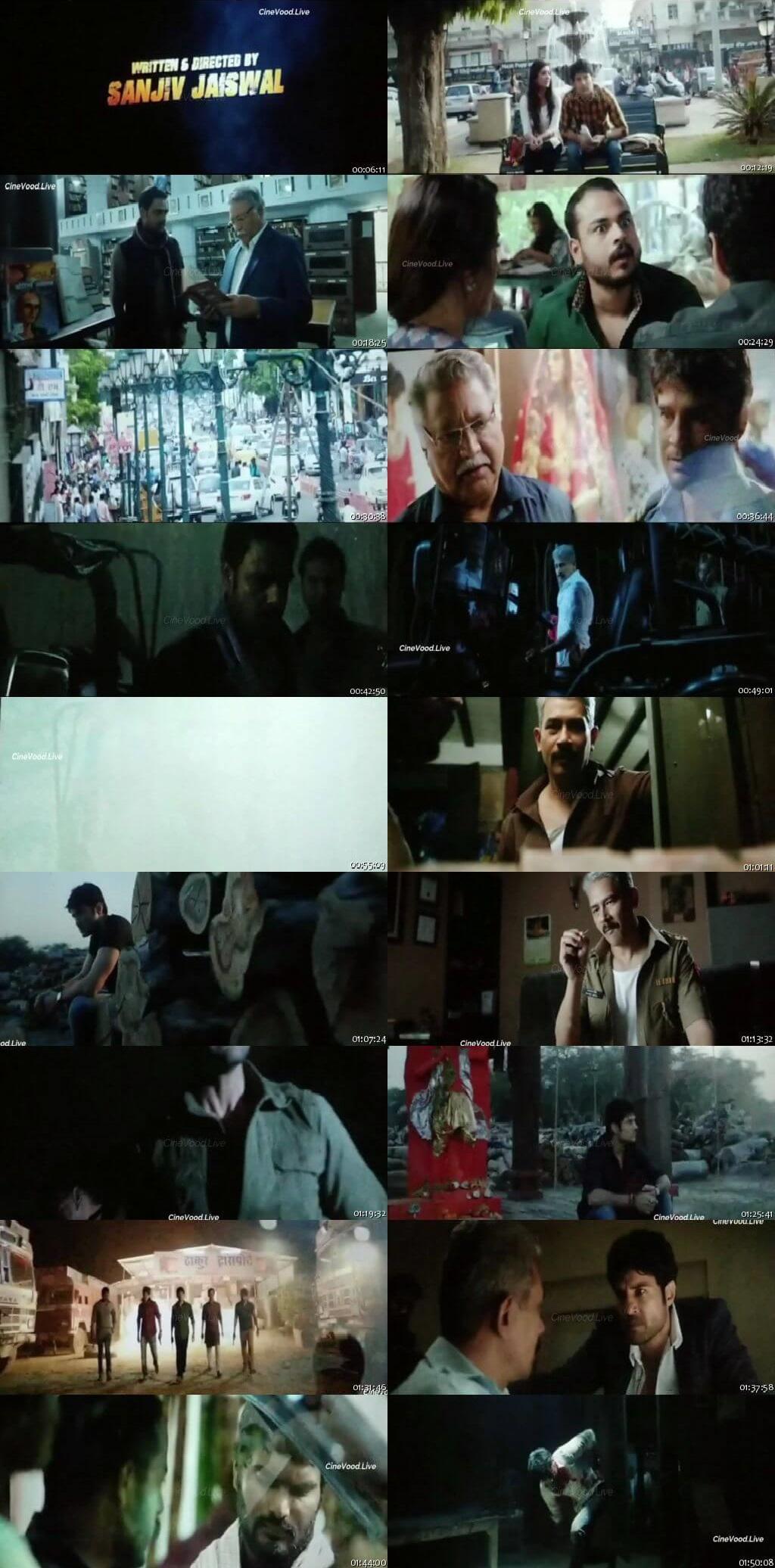 Screen Shot Of Pranaam 2019 300MB Pdvd Full Hindi Movie Watch Online Free Download