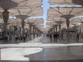 Medina Mosque Masjed Nabawi