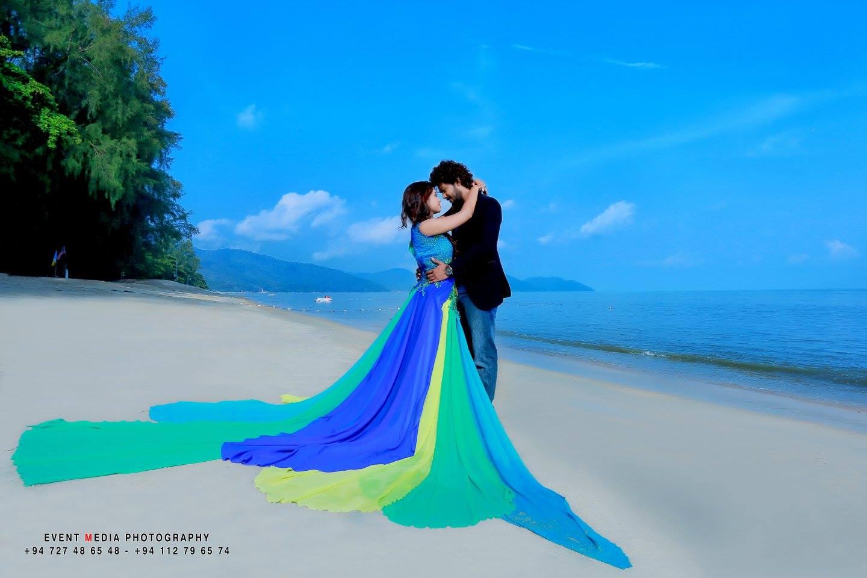 Harshana Volga Pre Wedding Photo Shoot Sri Lanka Hot