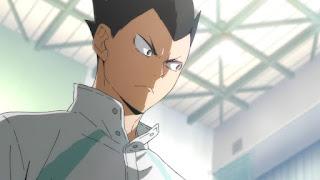 ハイキュー!! 疑似ユース合宿 メンバー アニメ  4期 1話 金田一 勇太郎 Kindaichi Yūtarō