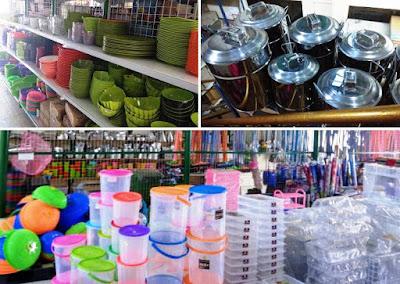 tempat belanja perkakas dapur murah kota Bks, Jawa Barat