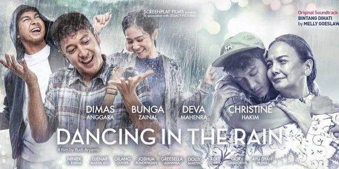 5 Alasan Nonton Film Dancing In the Rain