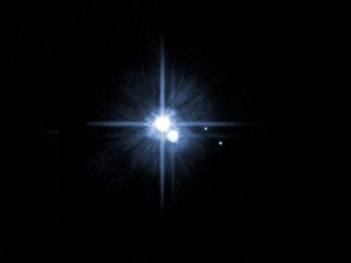Pluto and Charon and another moons