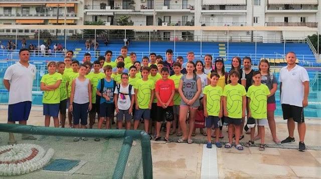Αποκόμισαν εμπειρίες οι μικροί αθλητές του Ναυτικού Ομίλου Ναυπλίου