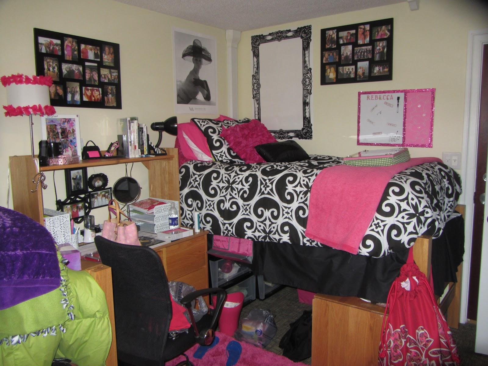 Chic Speaks: Dorm Room Decorating Ideas