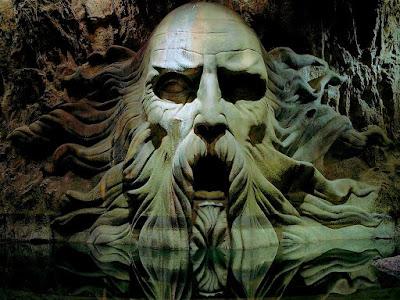 Салазар Слидерин - Хари Потър и стаята на тайните