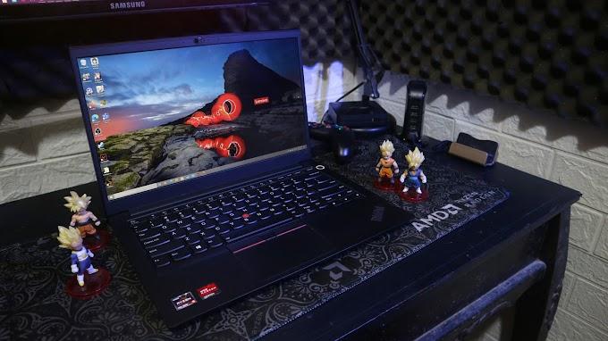 Review lengkap Lenovo Thinkpad E14 Ryzen 5 4500U