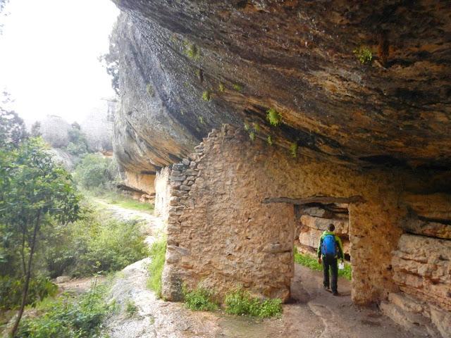 Ruta de Les ermites d'Ulldemolins