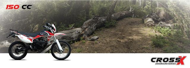 Cari Motor Trail Murah? Simak Viar CROS X 150 Yang Berharga Belasan Juta