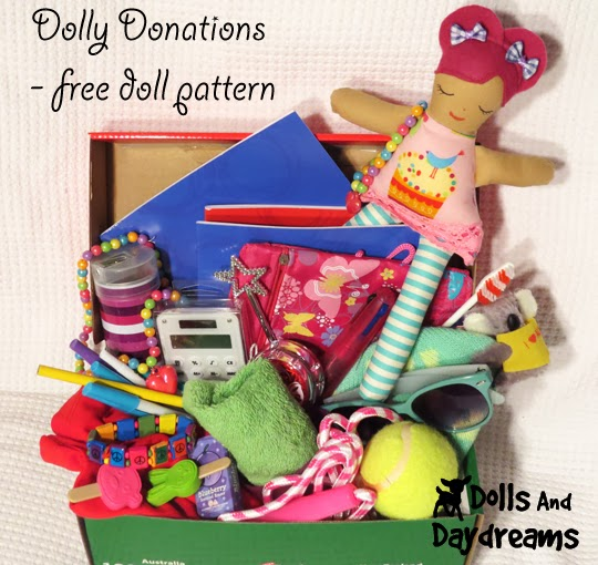 Free Cloth Doll Sewing Patterns