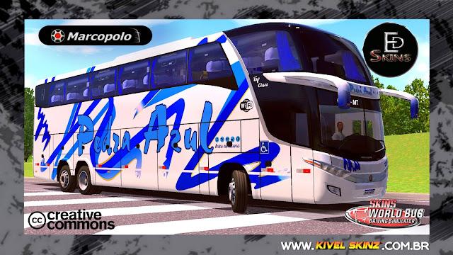 PARADISO G7 1600 LD - VIAÇÃO PEDRA AZUL