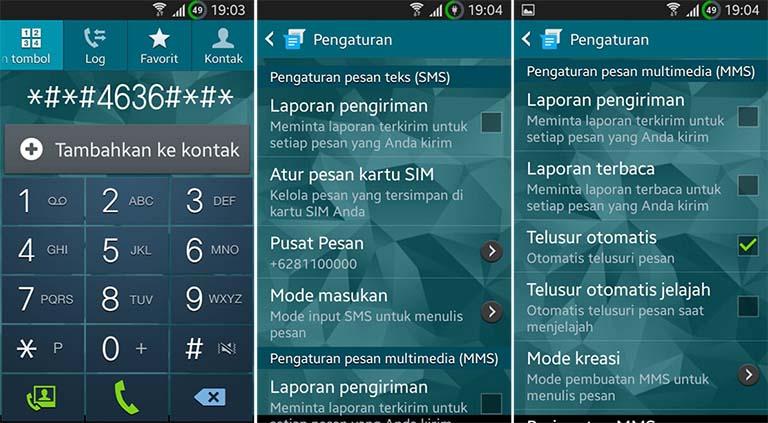 Cara Memperbaiki Masalah Pesan Tidak Terkirim Pada Ponsel Android