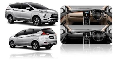 xpander - Spesifikasi Daftar Mobil Mitsubishi dan Harga terbaru