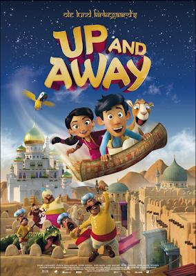 Up and Away (2018) Dual Audio Hindi 720p WEBRip ESubs Download
