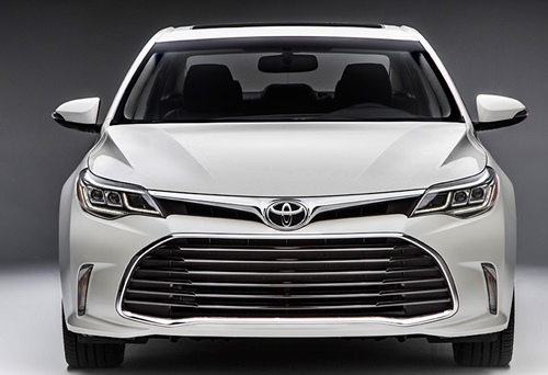 Toyota avalon 2016 Concept With New Performance Indicator