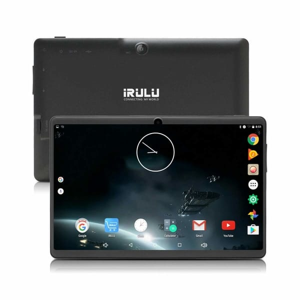 iRULU 7 inch Android 8.1 Tablet