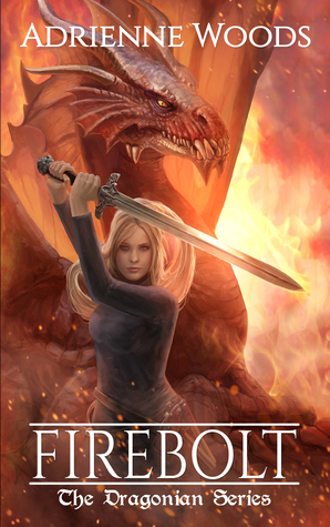 Firebolt by Adrienne Woods