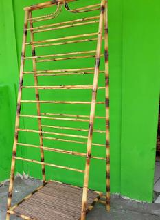 Gantungan Jilbab Dari Bambu Unik