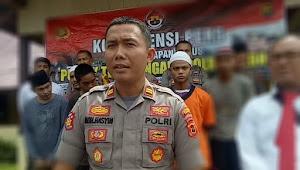 Kapolsek Tebo Tengah Bakal Pidanakan Masyarakat Tidak Mengindahkan Larangan Berkumpul
