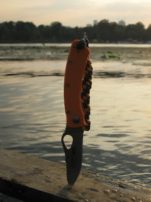bladetech ganyana lite orange