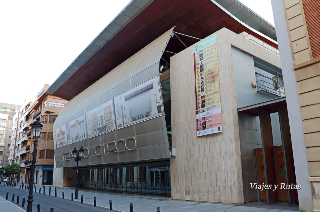 Teatro Circo, Albacete