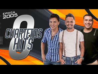 exitos del cuarteto mix enganchados