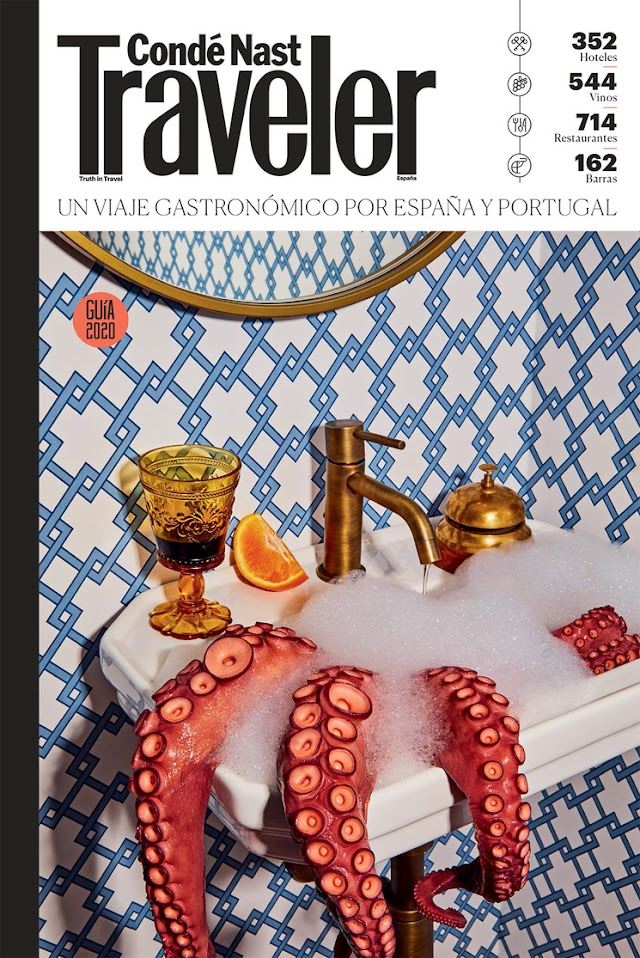 """Condé Nast Traveler publicó su """"Guía Gastronómica 2020"""""""