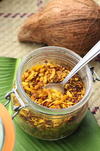 coco grillée aux épices