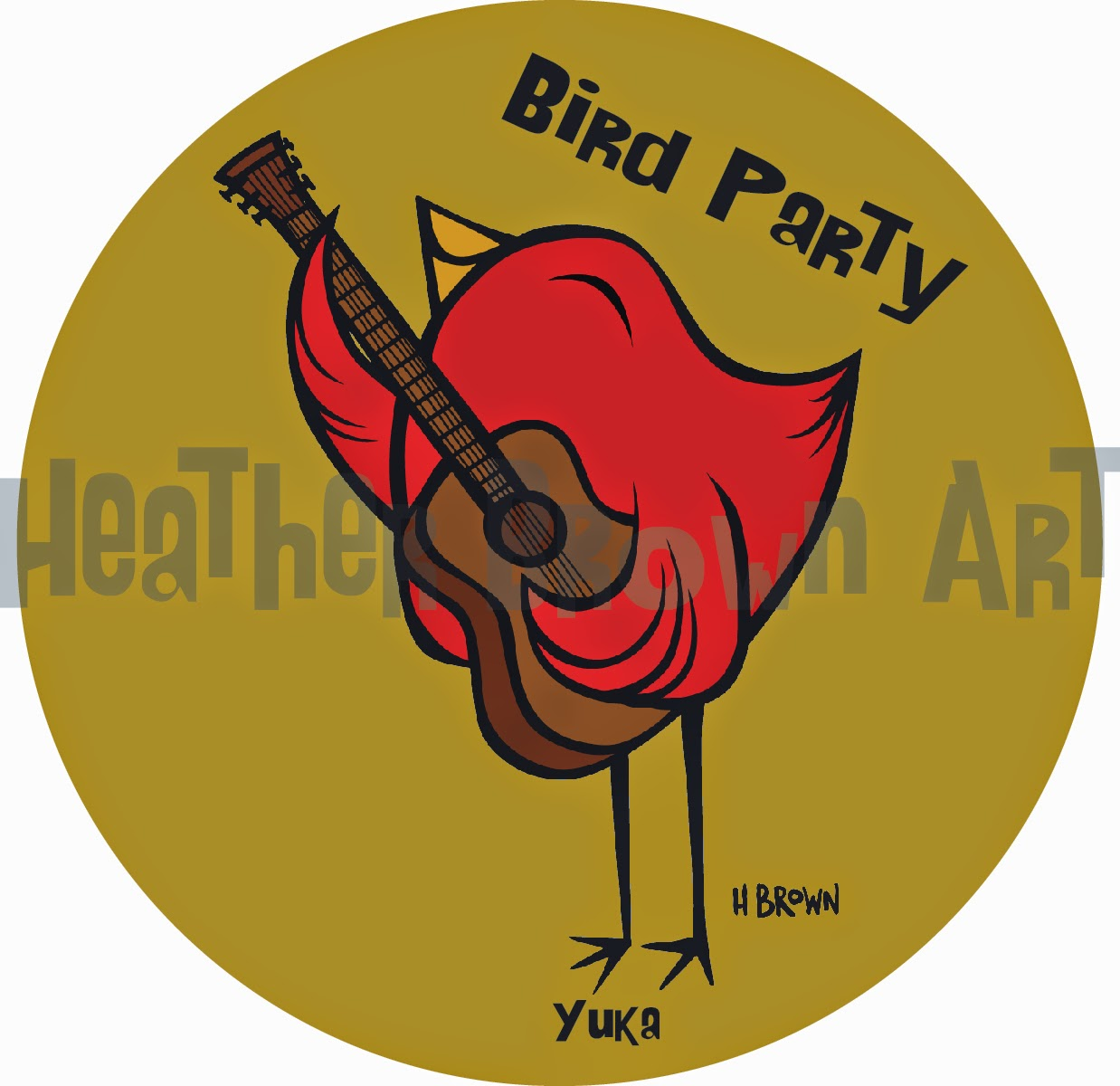 bird party the band