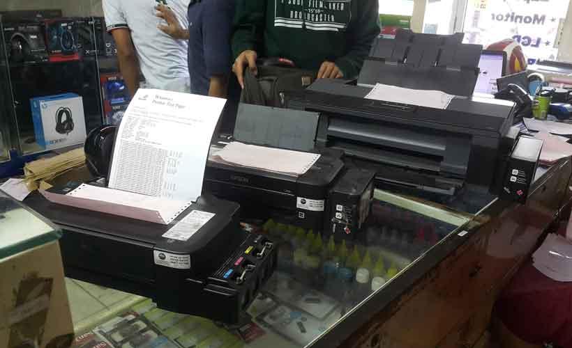 jasa service printer Bintara