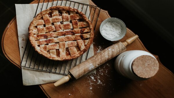Stuffed Pie recipe