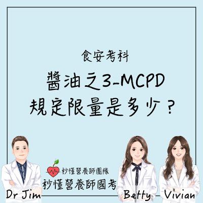 台灣營養師Vivian【法規懶人包】所有的醬油都會有3-MCPD嗎?3-MCPD限量為多少?