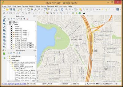 برنامج, إحترافي, لإنشاء, الخرائط, الجغرافية, وعمل, معلومات, جغرافية, مكانية